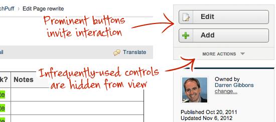 Add Edit Intranet in ThoughtFarmer