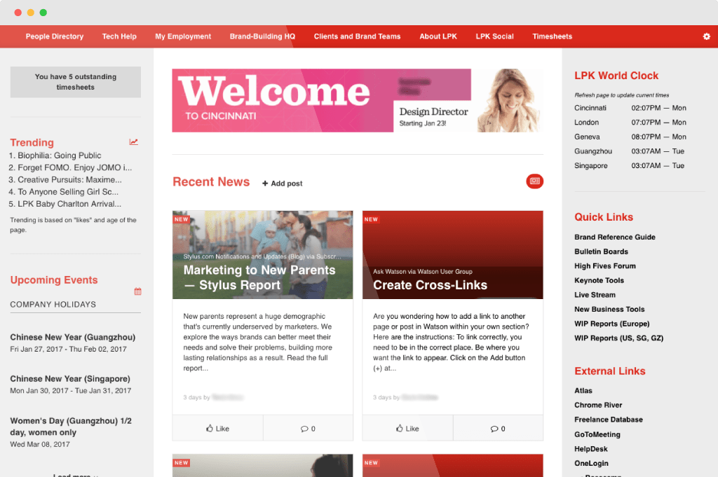 38 Creative Intranet Launch Ideas: try these today for intranet success