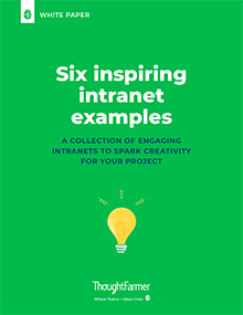 Inspiring-intranet-examples