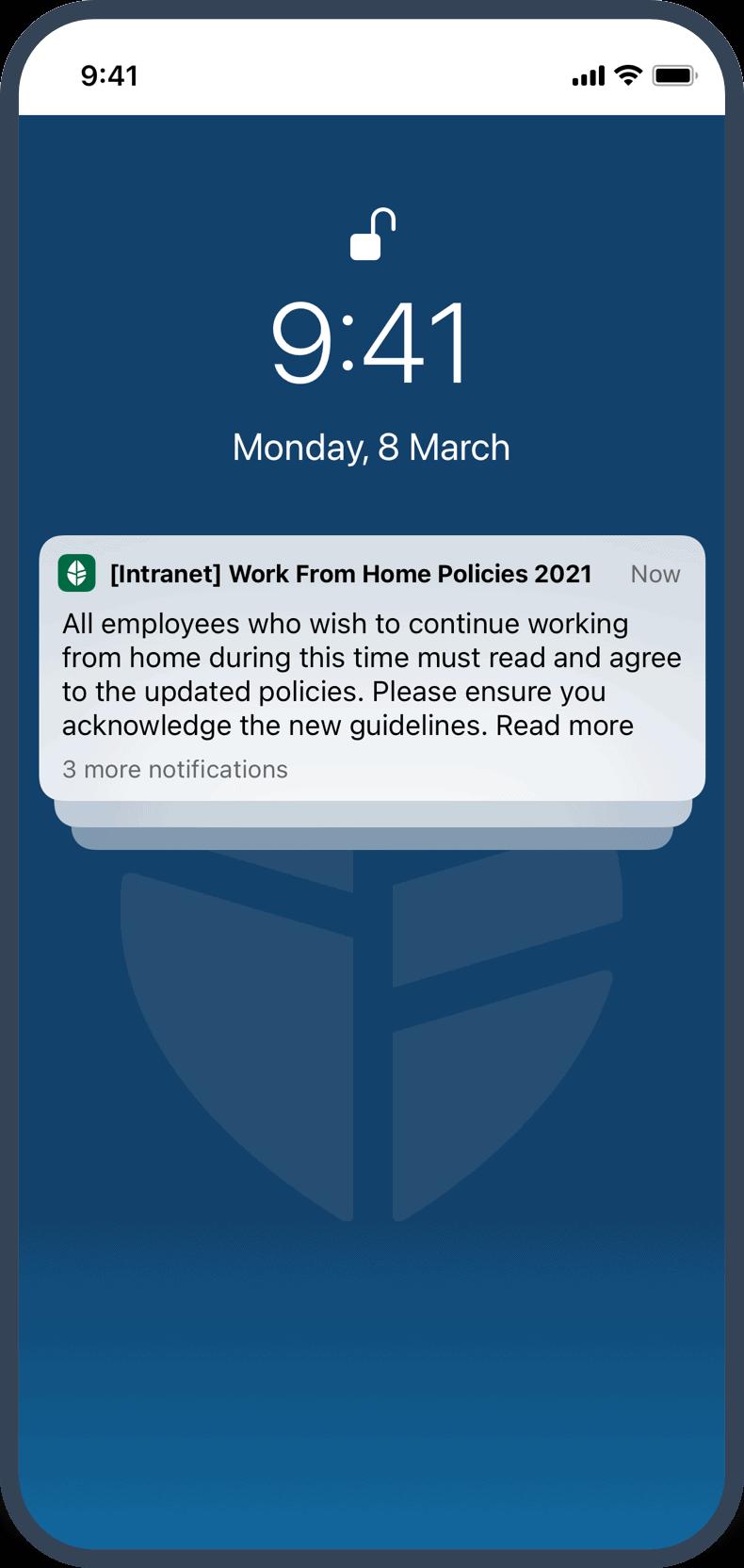 Push Notification New