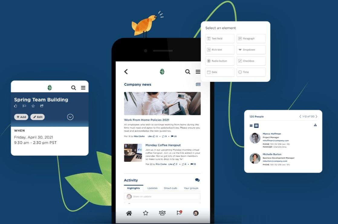 Thoughtfarmer Mobile App